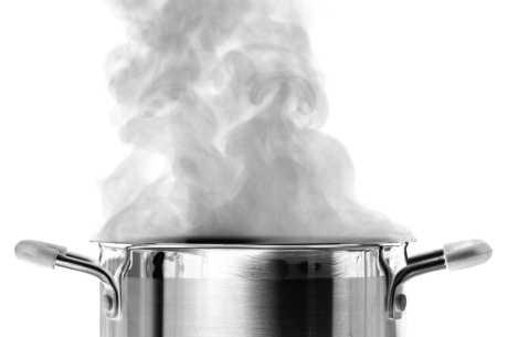 Vanndamp mot astma