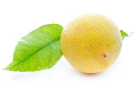 Sitron til hårbleking