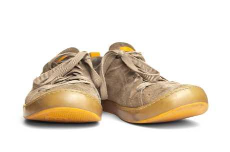 Luktende sko