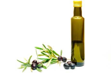 Olivenolje mot hoste