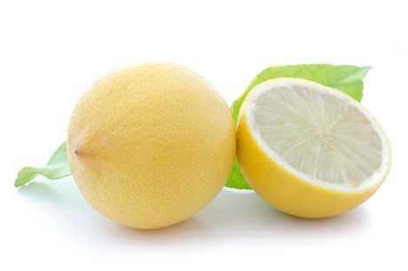 Sitron mot kløe