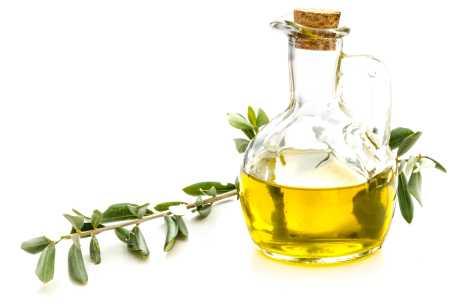 Olivenolje mot kvae