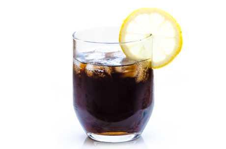 Cola mot kvalme