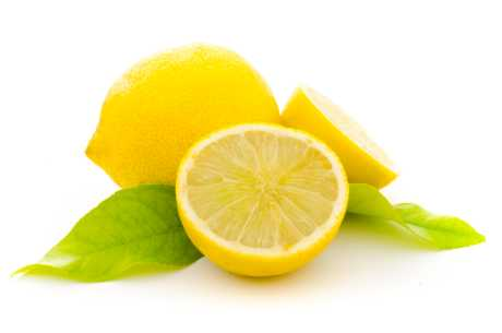 Sitron mot løklukt