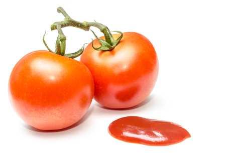 Ketchup til sølvpuss