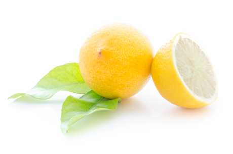 Sitronsaft mot etterveksten