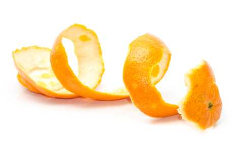Appelsinskall mot mygg