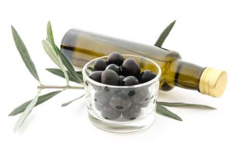 Olivenolje mot nyrestein