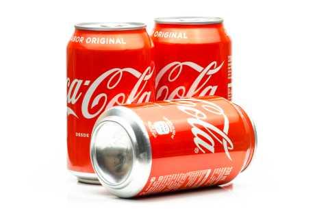 Cola mot oppkast