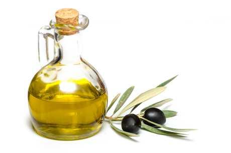 Olje mot sprukken hud