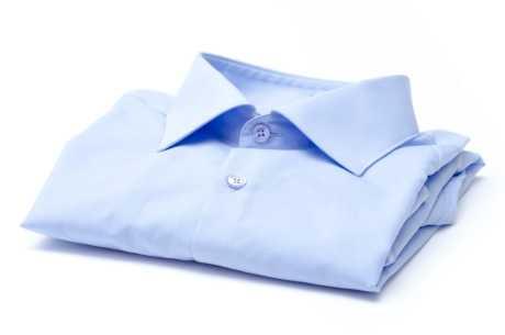 Strøket skjorte