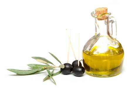 Olivenolje i håret