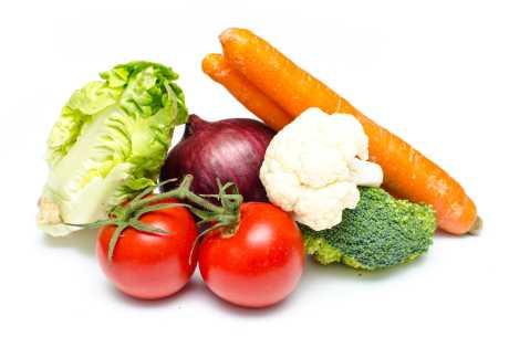 Grønnsaker mot treg mage